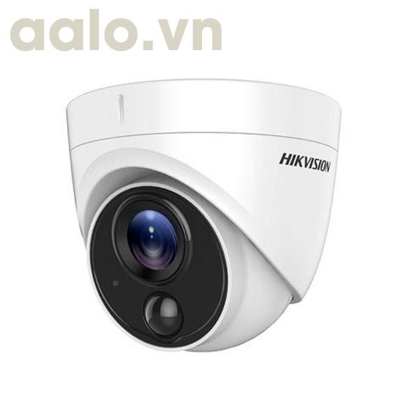 Camera HD-TVI bán cầu hồng ngoại 20m , bảo hành 2 năm
