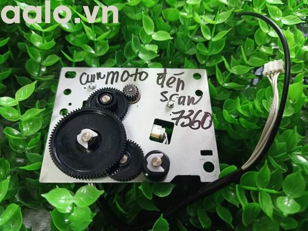 Mô tơ đèn scan máy in  Brother MFC 7360 7362 7460 7470 7860 DCP7060 7065 7055 - aalo.vn