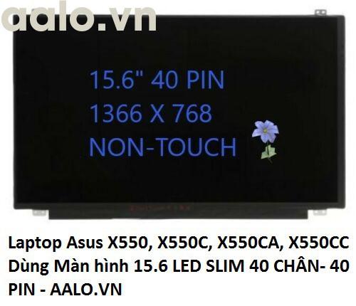 Màn hình Laptop Asus X550, X550C, X550CA, X550CC, X550LD