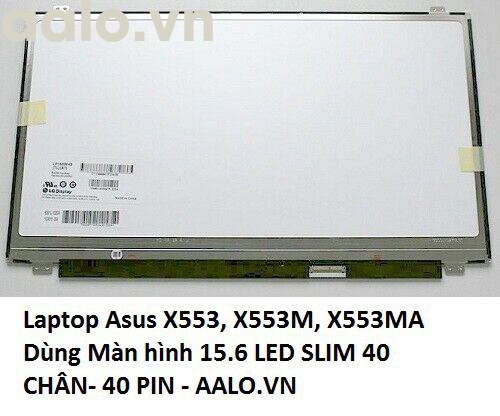 Màn hình Laptop Asus X553, X553M, X553MA