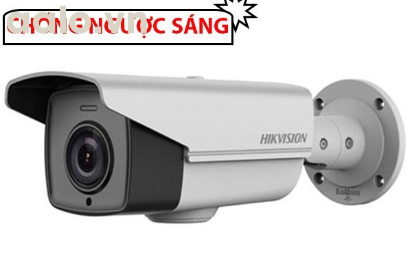 Camera / DS-2CE16D0T-IRE / HD-TVI hình trụ hồng ngoại 20m ngoài trời 2MP