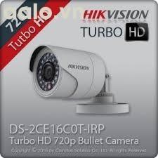 Camera / DS-2CE16C0T-IRP / HD-TVI  hình trụ hồng ngoại 20m ngoài trời 1 MP.