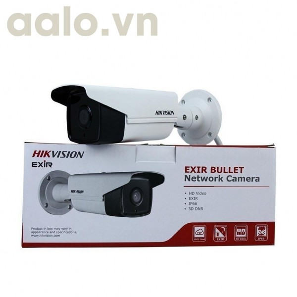 Camera / DS-2CE16C0T-IT5 /  HD-TVI  trụ hồng ngoại 80m ngoài trời 1 MP.