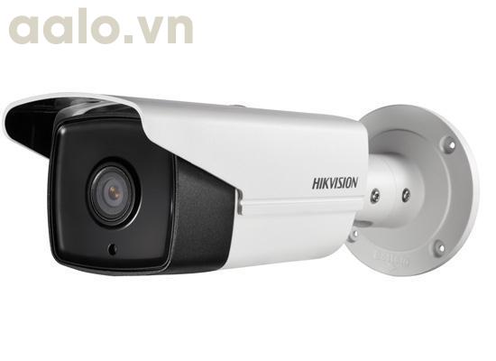 Camera / DS-2CE16C0T-IT3 / HD-TVI  trụ hồng ngoại 40m ngoài trời 1 MP.