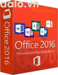 Phần Mềm Microsoft Office 2016 Full Key ( dùng chọn đời)