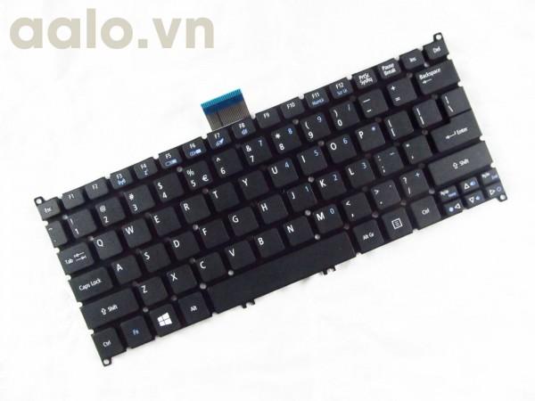 Bàn phím Laptop Acer Aspire Ultrabook V5-131