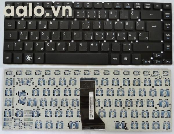 Bàn phím Laptop Acer Aspire 4830