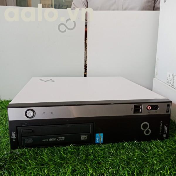 Máy tính đồng bộ Fujitsu D582  Mainboard H77, CPU Intel i3 2100 ram DDR3 2G, ổ cứng 250G (cũ)