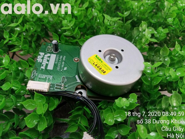 Mô tơ chính máy in Laser đa chức năng PANASONIC KX-MB2010 - aalo.vn