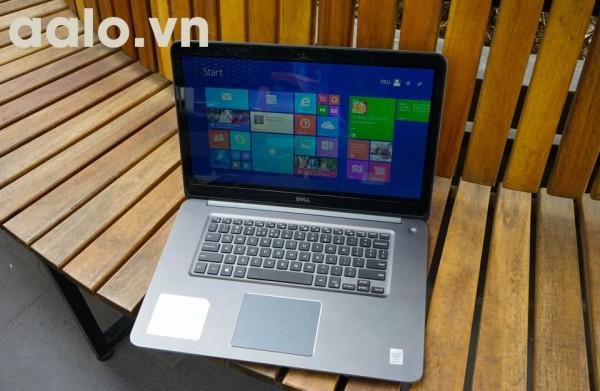 Laptop Dell Inspiron 7548 ( i5-5200U, ram 6G, HDD 500 Gb, VGA rời AMD R7 M270 -4G, màn 15.6″ HD)