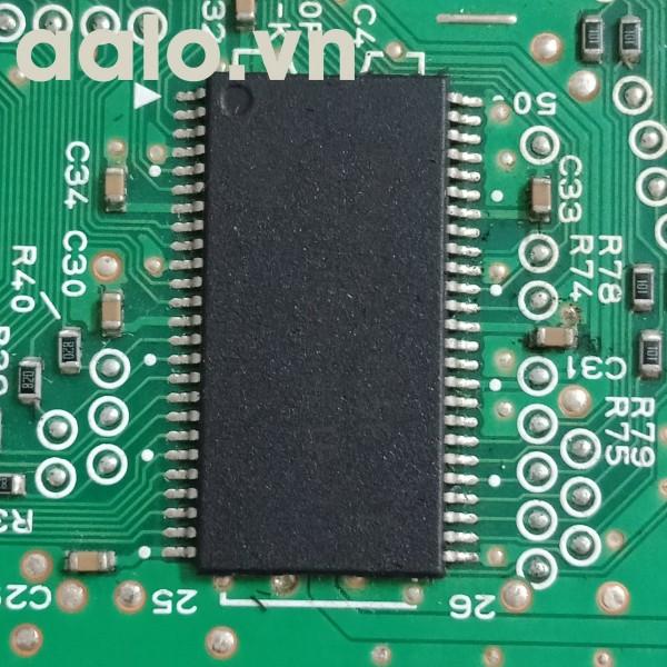 Ic Ram cạc fomater canon 2900 ( báo lỗi not coold - có hình vây cá)