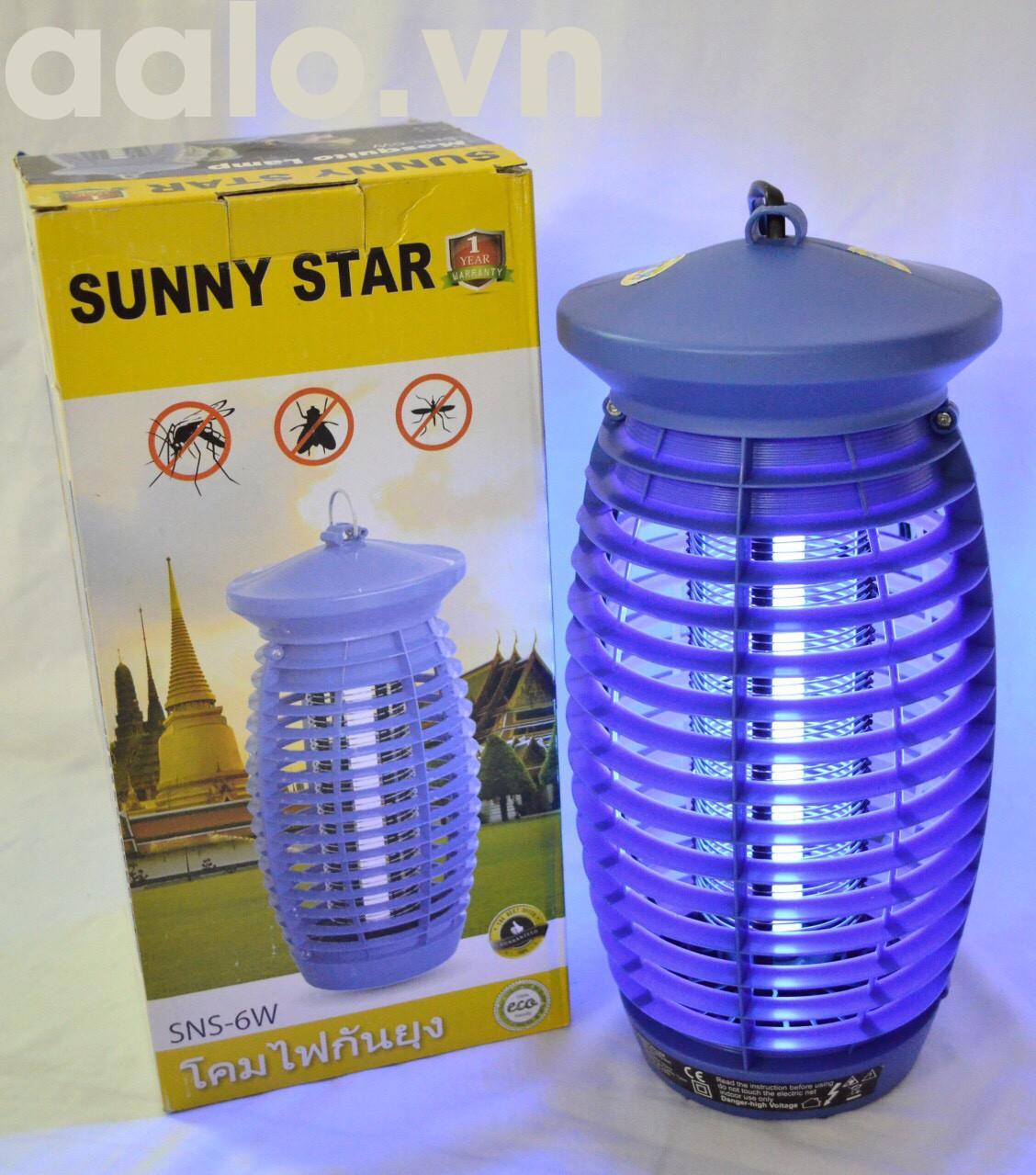 Thiết bị diệt muỗi SUNNY STAR XANH - 6W