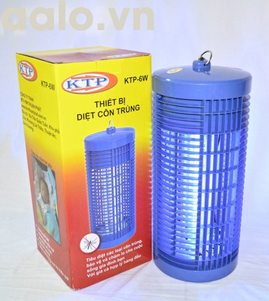 Thiết bị diệt ruồi , muỗi độc quyền KTP - 6W