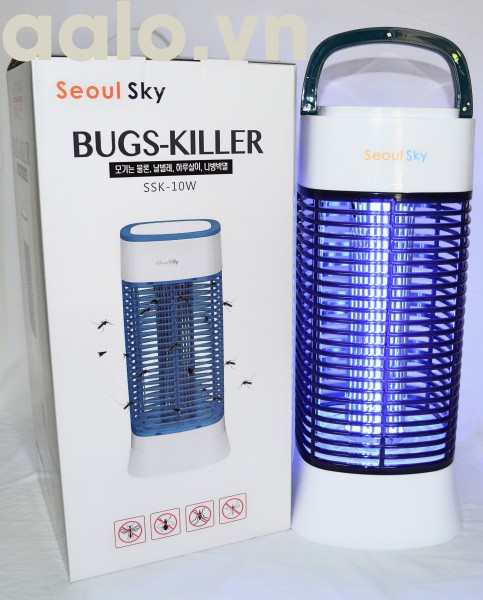Thiết bị diệt ruồi , muỗi SEOUL SKY KOREA - 10W