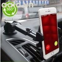 Đế kẹp điện thoại - Giá đỡ điện thoại ô tô S9 cao cấp
