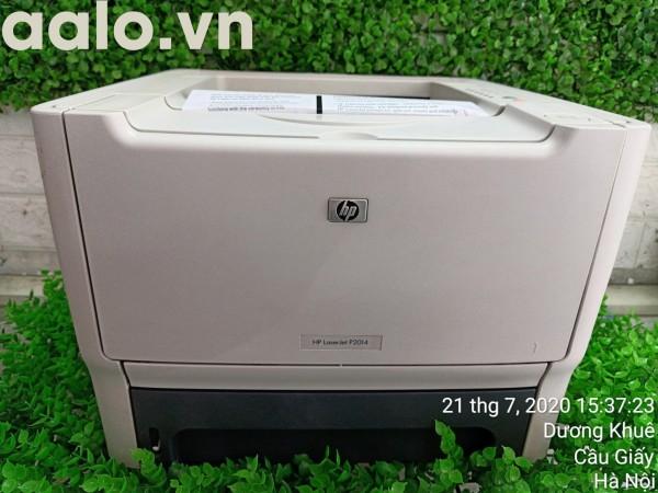 HP LaserJet P2014 Printer (CB450A) ( Kèm Hộp mực + Dây nguồn + Dây USB mới ) - aalo.vn