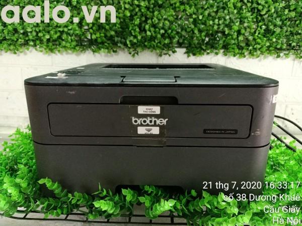 Máy in laser Brother HL-L2361dn (khổ A4 + In đảo mặt/ Network) Kèm hộp mực, dây nguồn , dây USB mới - aalo.vn