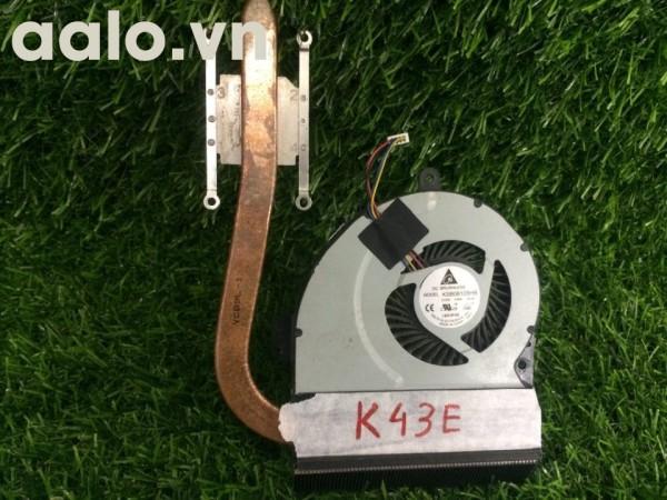 quạt CPU asus K43E