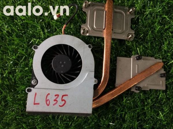 quạt tản nhiệt laptop cũ toshiba L635