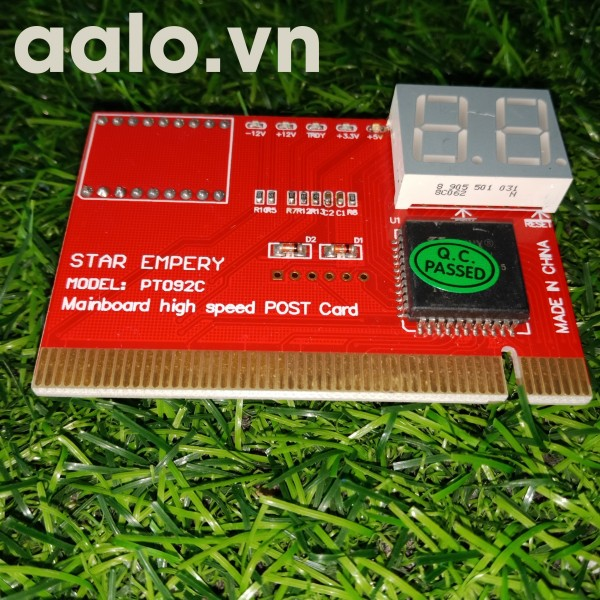 Card test main pt092  hỗ tợ test socket 775 – 945 – g31 – g41