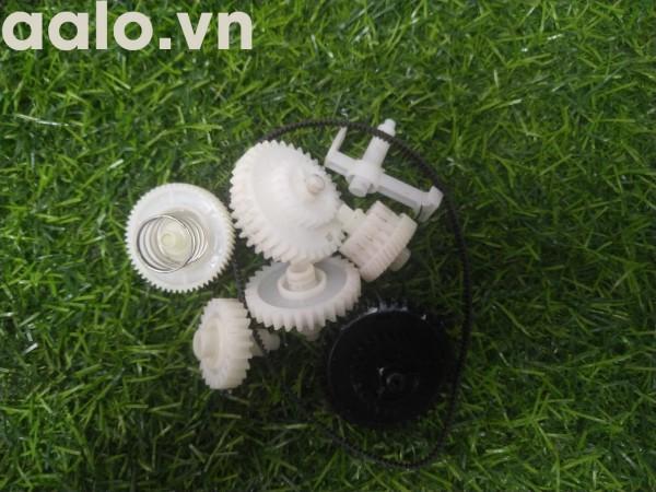 Bộ bánh răng đảo mặt  máy in canon 6200/ 6200d