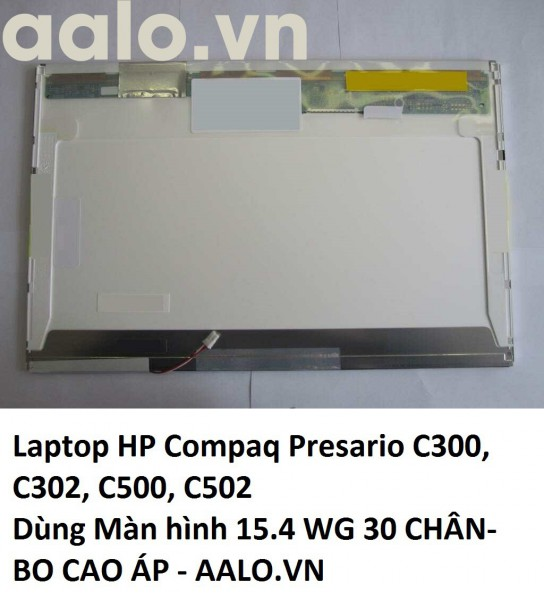 Màn hình laptop HP Compaq Presario C300, C302, C500, C502