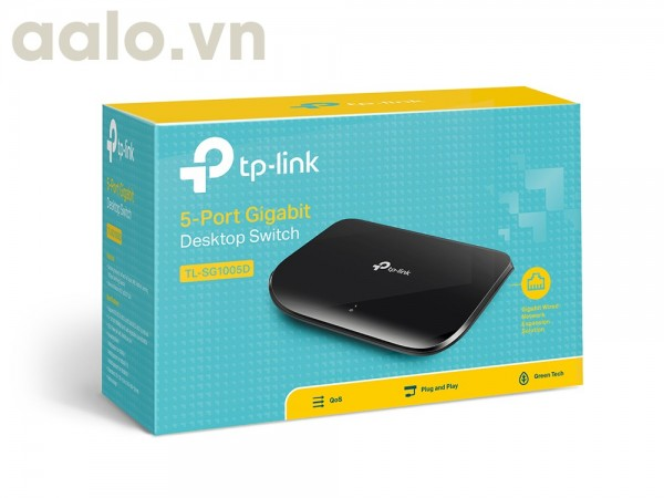 switch TP_LINK-SG1005D 5 cổng