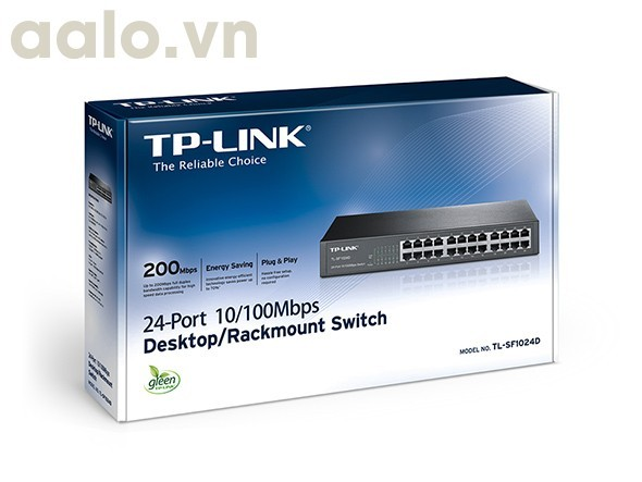 switch TP_LINK SF1024D 24 cổng