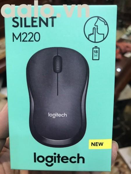 Chuột Không Dây Logitech M22
