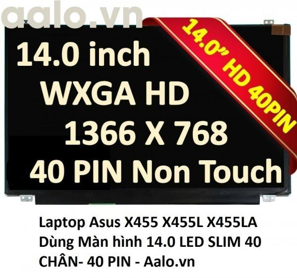Màn hình laptop Asus X455 X455L X455LA