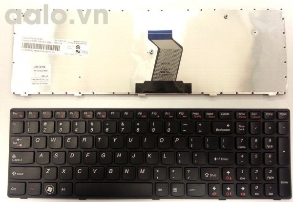 Bàn phím Lenovo Z560