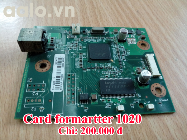 Card Formatter máy in 1020
