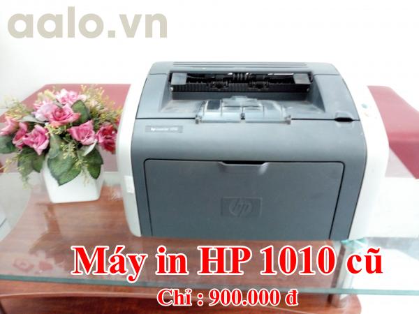 Máy in HP 1010 (Cũ)