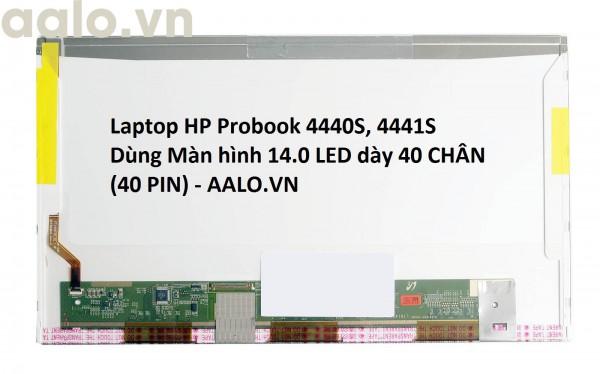 Màn hình laptop HP Probook 4440S, 4441S