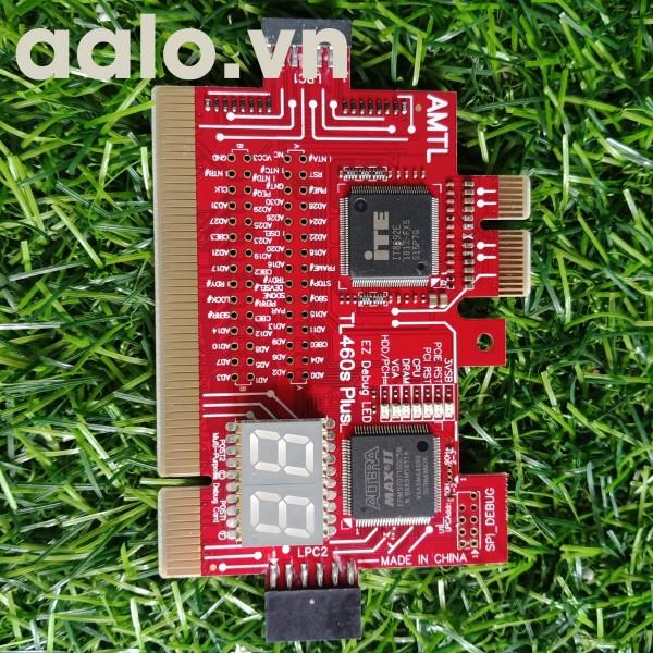 card test main đa năng TL460s plus