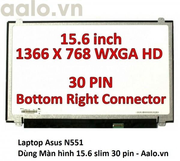 Màn hình Laptop Asus N551