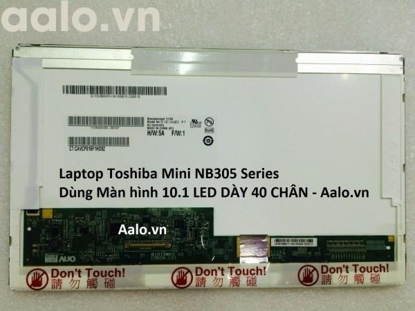 Màn hình Laptop Toshiba Mini NB305 Series