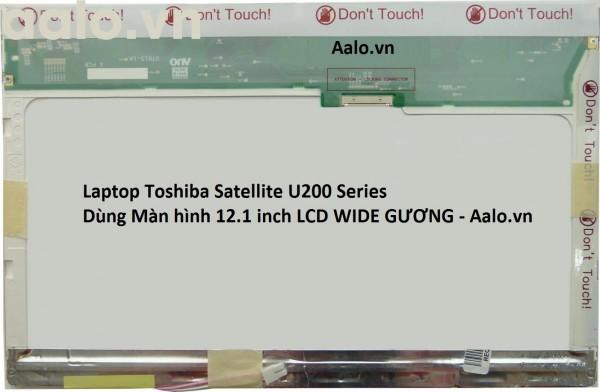 Màn hình Laptop Toshiba Satellite U200 Series