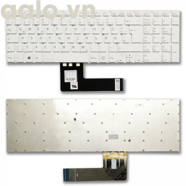 Bàn Phím laptop Sony VAIO SVF15, SVF-15b trang