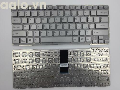 Bàn phím laptop Sony Vaio SVE13 SVE14 – SVE13 bac