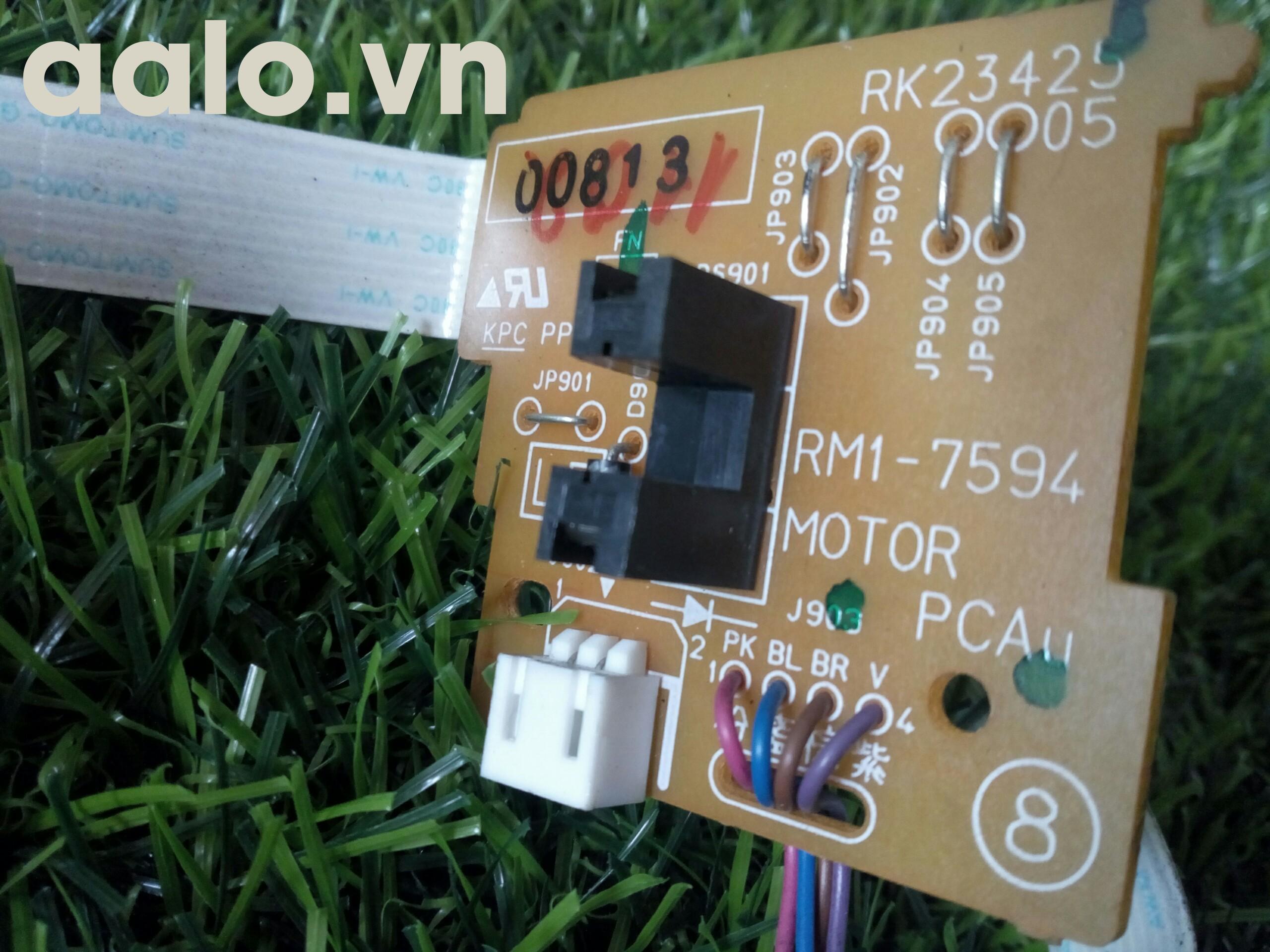 Vỉ điều khiển mô tơ máy in HP 1102