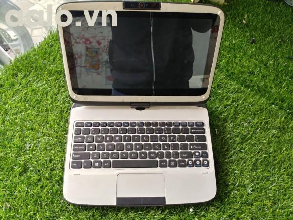 Laptop xách tay NL4 màn cảm ứng xoay gập 360,ram 4g,ổ 250 giá chỉ 2tr9 kèm phụ kiện