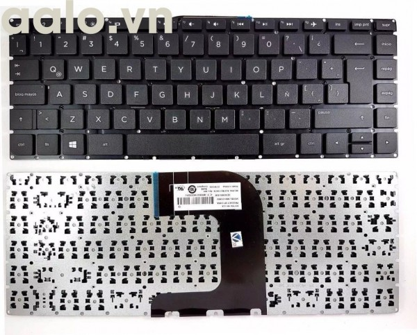 BÀN PHÍM LAPTOP HP 14 AC 14-AC 14-AC000