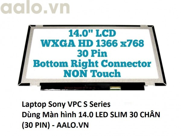 Màn hình laptop Sony VPC S Series