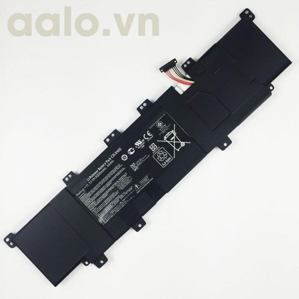 Pin Laptop Asus VivoBook S300 S300C S300CA S400 S400C S400E - Battery Asus