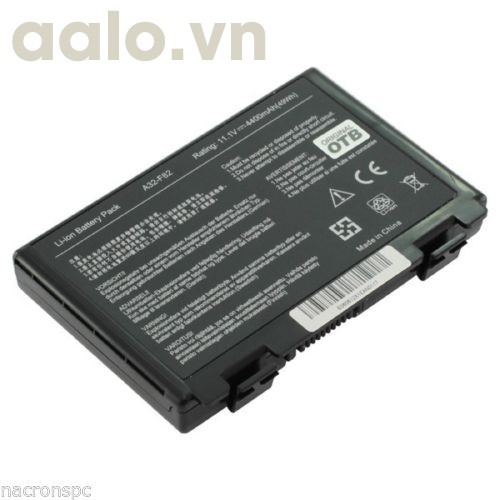 Pin Laptop Asus A32-F82 A32-F52 L0690L6 Asus K40 - Battery Asus