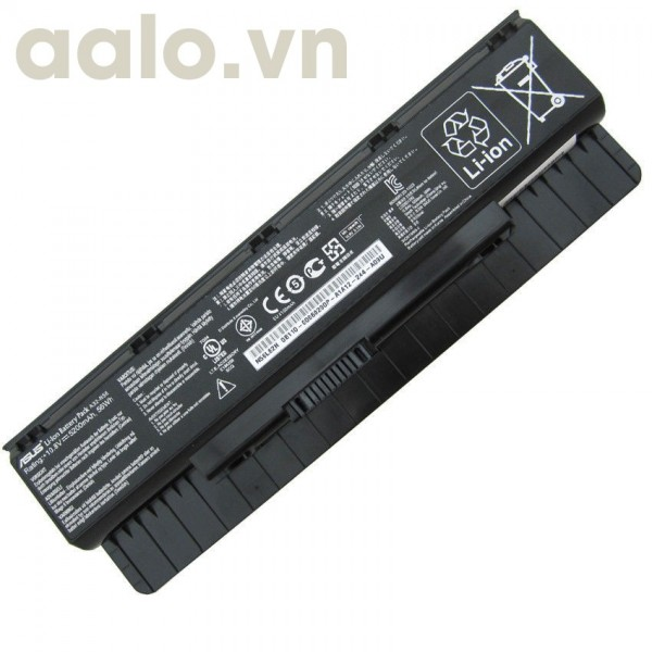 Pin Laptop Asus A32-N56 A31-N56 A33-N56 ASUS G56 G56J G56JR N56 N56D N56DP G551 - Battery Asus