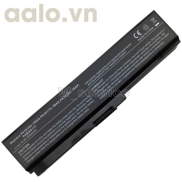 Pin Laptop Toshiba Satellite L650,L650D,L655,L655D