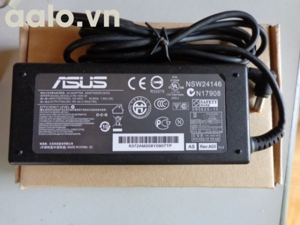 Sạc laptop Asus K53B K53F K53J