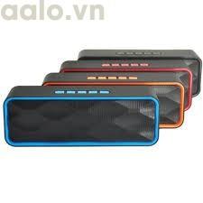 Loa Bluetooth Di Động SC211 , Âm Thanh Sống Động, Bass Chuẩn, Cắm USB, Thẻ Nhớ, Cổng 3.5-aalo.vn